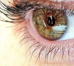 как меняется цвет глаз при беременности