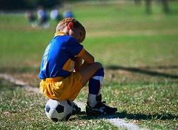 как поддержать ребенка после поражения в спорте