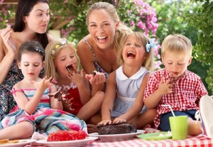 как выбрать детский торт