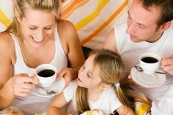 кофе детям