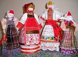 кукла оберег для ребенка