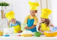 кулинарный мастер класс для детей
