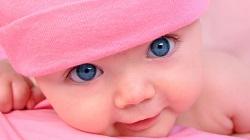 меняется цвет глаз у ребенка