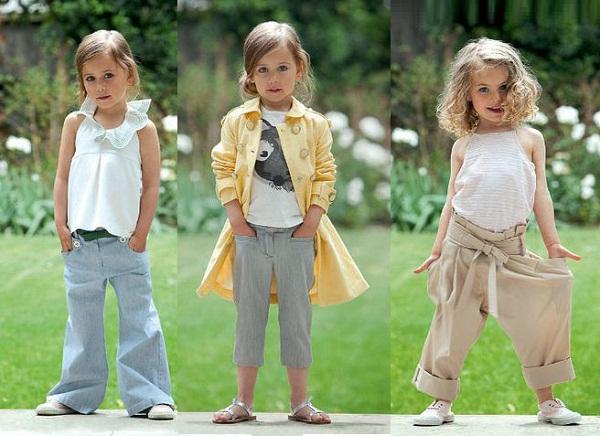 мода детская 2013