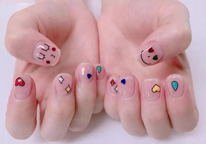 нарастить ногти ребенку