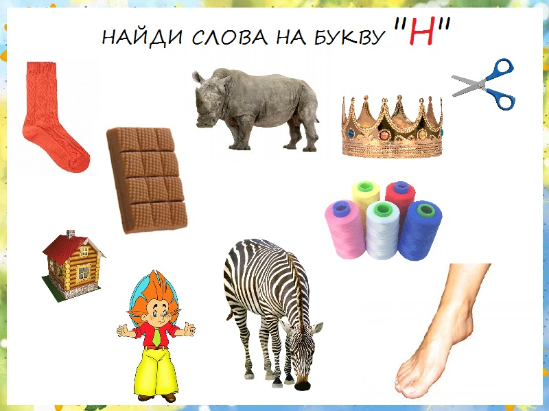 фотографии н: