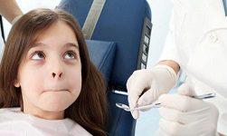 не дает лечить зубы