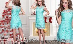 нео платье новый год фото наряда