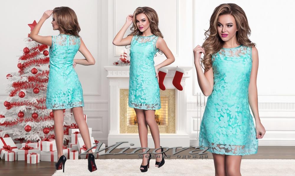 нео платье новый год