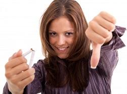 Можно ли бросать курить при беременности