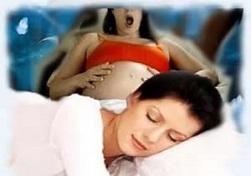 ночной кошмар беременность