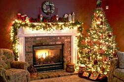 новый год 2018 украсить дом