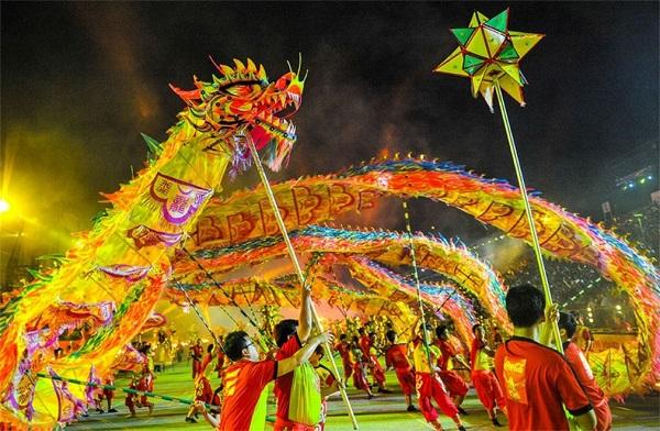 новый год китай