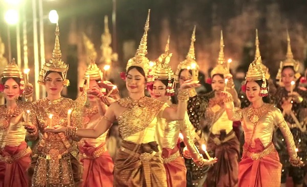 новый год комбоджа