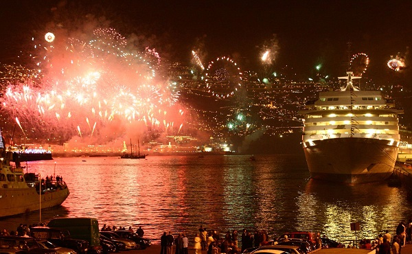 новый год португалия