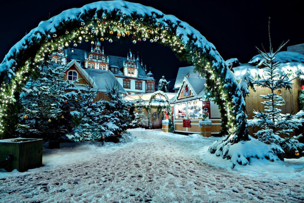 новый год скандинавия