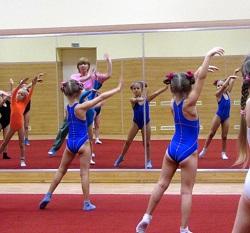 одежда для гимнастики