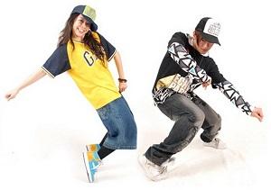 одежда хип хоп