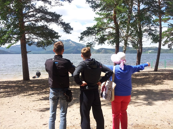 озеро Боровое отзыв
