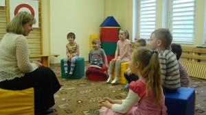 педагог психолог в садике