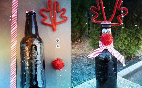 пиво новогоднее
