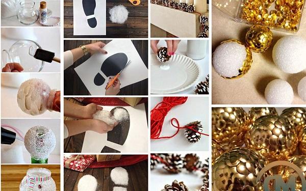 подарки новый год своими руками