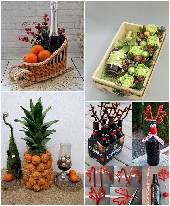 подарки вкусные новогодние