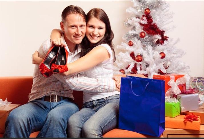 подарок жене новый год1