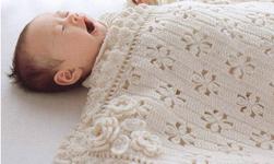 покрывало для новорожденного
