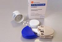 противовирусные для детей реленза