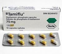 противовирусные для детей тамифлю