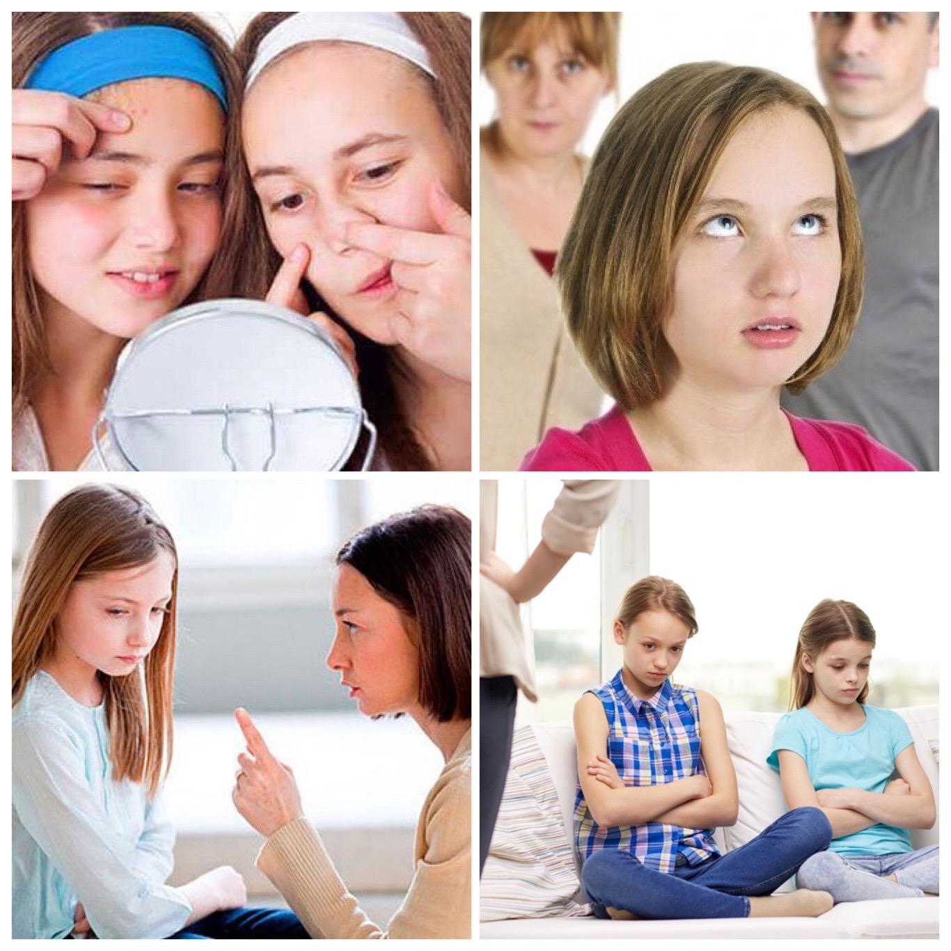 проявления подросткового возраста