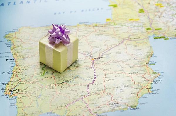 путевка в подарок