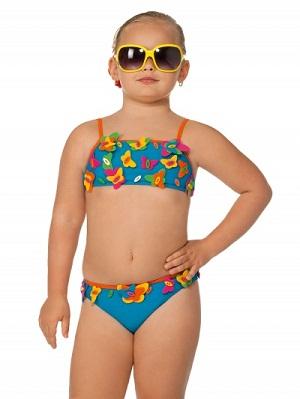 раздельный пляжный купальник