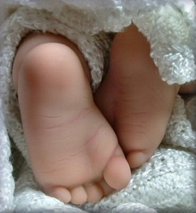 размер ножки