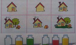 развивающие занятия с детьми 3 4 лет