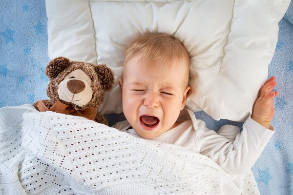ребенок кричит и плачет во сне фото 2