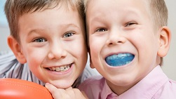 ребенок зубы