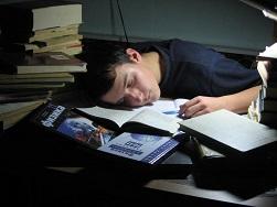 режим дня перед экзаменом