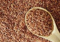 рис польза бурый