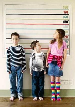 Вес ребенка в 4 года девочка таблица