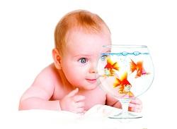 рыба ребенку 1 год