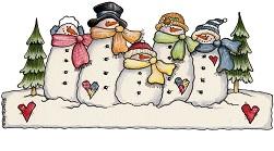 шуточные стихи для детей про снеговиков