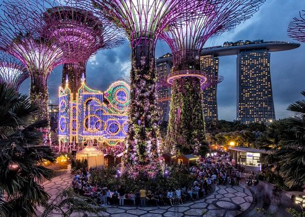 сингапур новый год