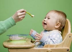 сколько должен есть ребенок