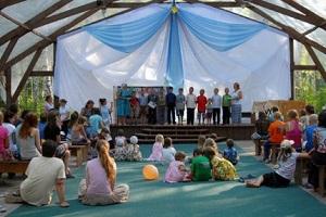 спектакли в семейном лагере
