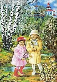 стихи о весне для детей