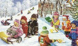 стихи о зиме для детей 11