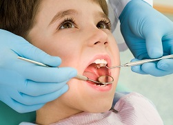 детский стомотолог