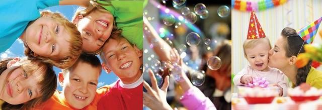 сценарии для детского праздника варианты